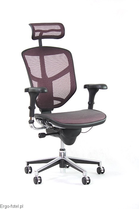 Fotel biurowy Ergomax Enjoy - siatka